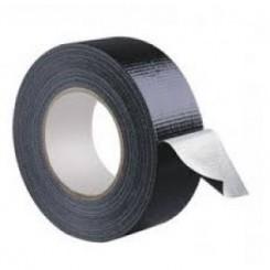 Zwarte Duct-tape 48 mm x 50 m