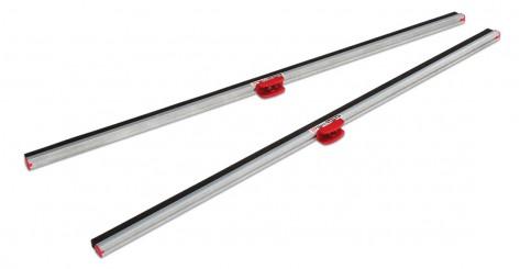Set van 2 Foam Rail aansluitprofielen 1,50 m