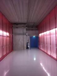 Gekenmerkte Antistatische ESD Folie 6 m x 25 m