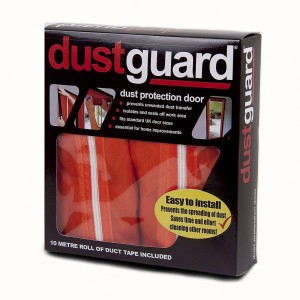 Dustguard stofdeur