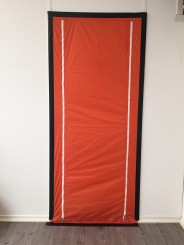Dustguard stofdeur L standaard 95 cm x 215 cm