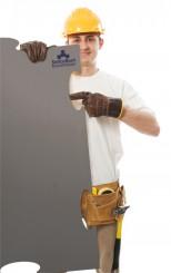 SHD Bouwvloer panelen met puzzelverbinding 120 x 80 cm