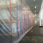 Stofscherm - 6m - hoog - Sellco