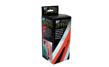 ZipWall Zelfklevende hd ritssluiting - Sellco